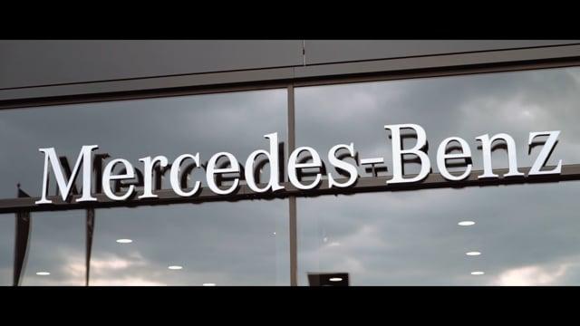 Презентация нового Mercedes-Benz AMG GT 63S