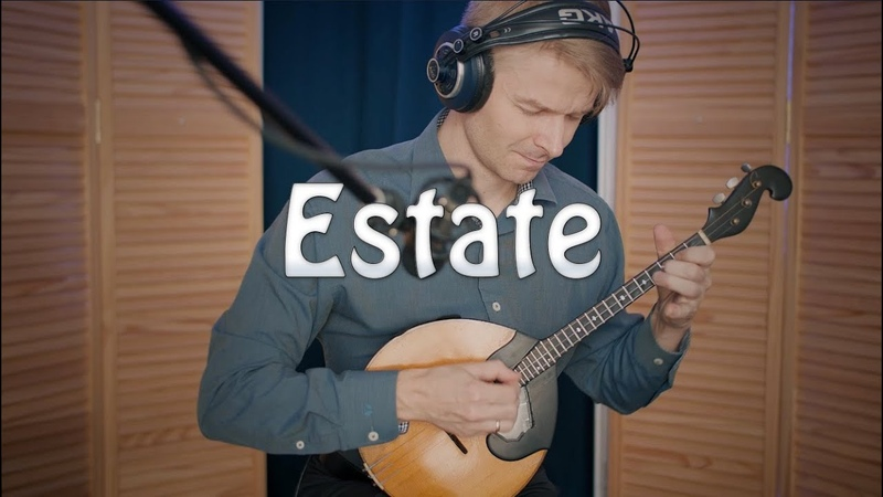 ESTATE - Domra arr. by Alexey Alexandrov