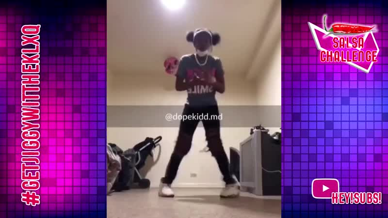 Get Jiggy Wit It Dance Challenge Compilation getjiggywittheklxq