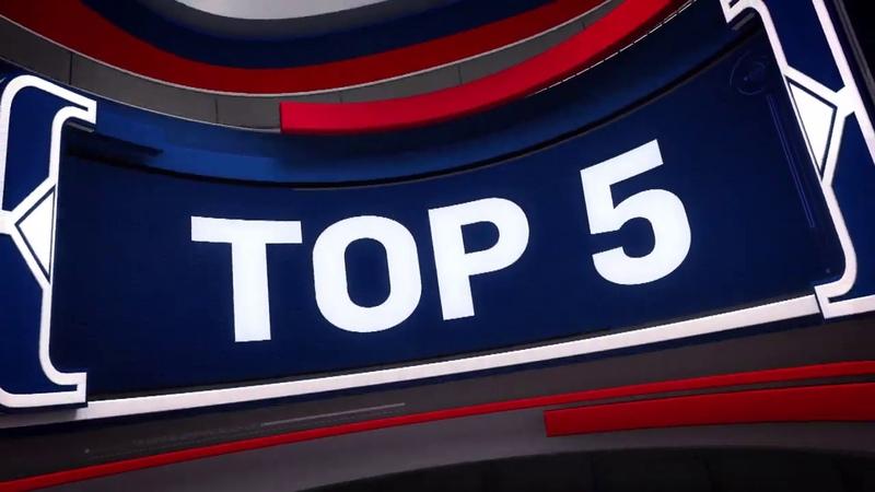 NBA Top 5 Plays of the Night | January 16, 2020