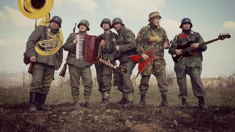 ПОЛЕВОЙ выход. Тактика. Немецкий БЛИНДАЖ. Вермахт. Красная армия. Бой