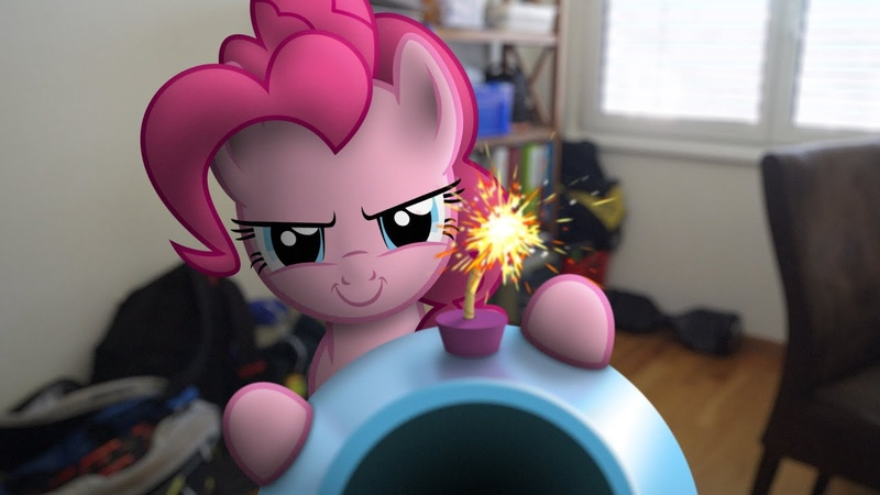 Property of Pinkie Pie (MLP in real life)
