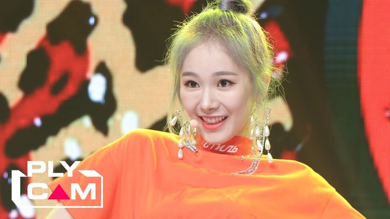 [Simply K-Pop] EVERGLOW MIA 'You Don't Know Me' (에버글로우 미아 직캠)_EP.376