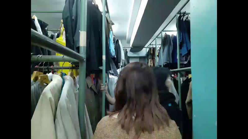 Экскурсия по костюмерным театра Г. Камала