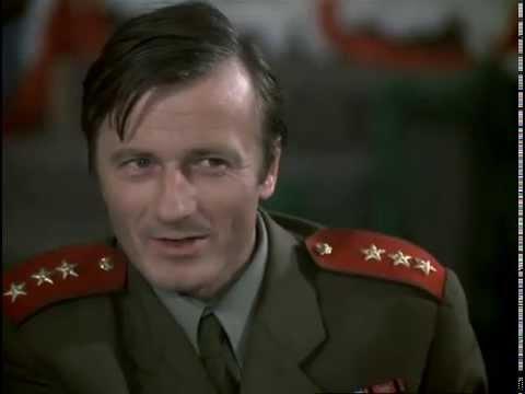 30 случаев из жизни майора Земана Охота на лисицу 5 серия Чехословакия 1976