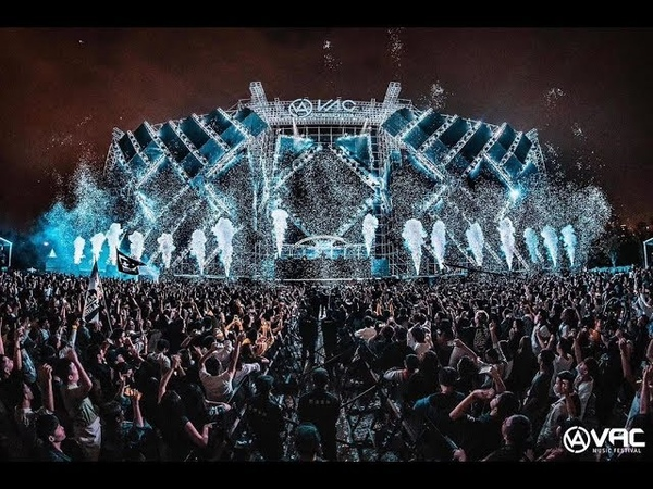 Yellow Claw Live @ VAC Infinity Music Festival China 2019 Live Set
