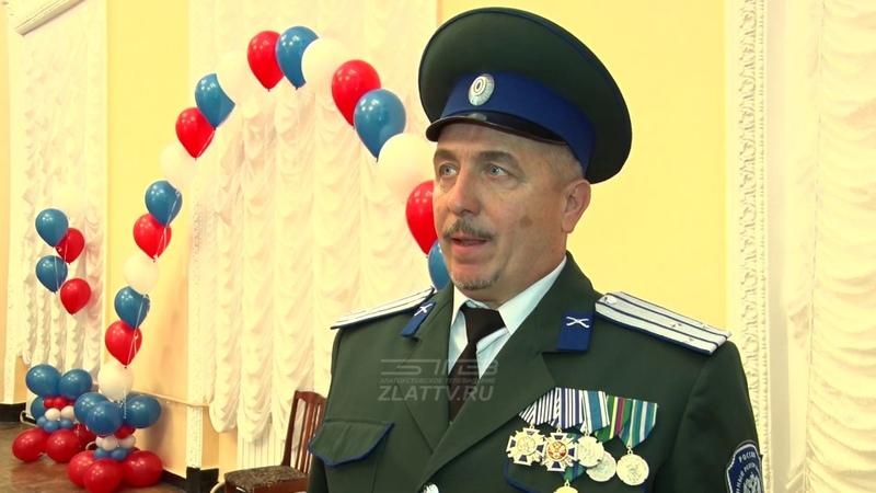 Златоустовский кадетский корпус пополнился новобранцами