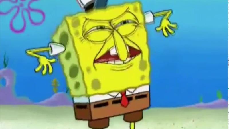 Spongebob - Mask Off
