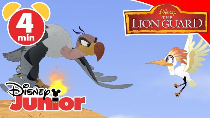 The Lion Guard | Pioggia di fuoco - Disney Junior Italia