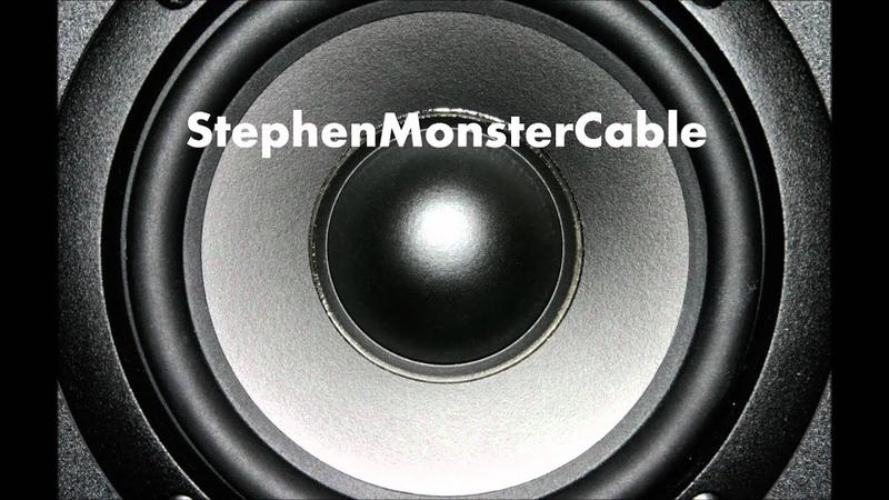 Powerful Sub woofer Bass test