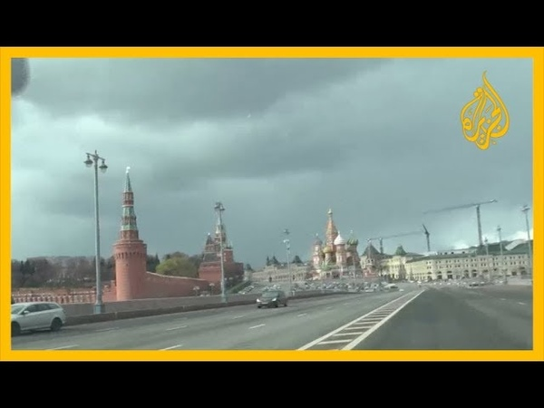 موسكو.. خروج السكان بتصريح استثنائي والسيارات تتحرك بموافقة إلكترونية