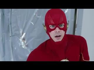 "The flash 6x03 ""dead man running"" promo"