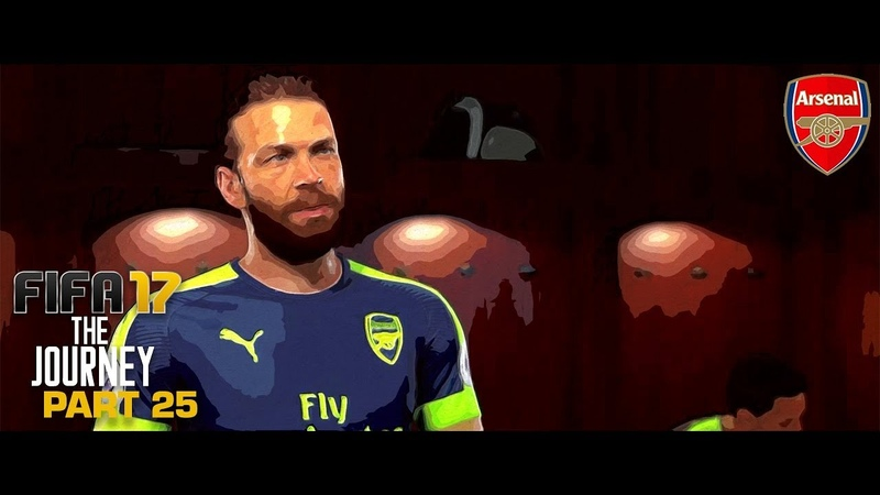 FIFA 17 THE JOURNEY Gameplay Walkthrough Part 25 - BACK TO THE BIG LEAGUE (PS4)