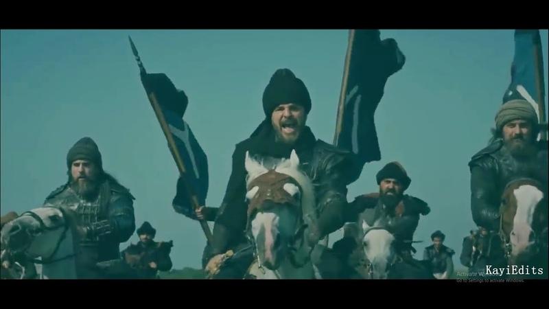 HD Suleyman Shah Oğlu Ertuğrul ● Cinematic Film ● Epic Scenes
