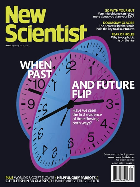 New Scientist - 01.18.2020