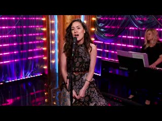 Watch WAITRESS Star Alison Luffs Incredible Rendition of She Used to Be Mine (MosCatalogue.net)