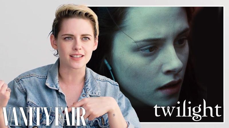 Kristen Stewart Breaks Down Her Career, from Panic Room to Twilight   Vanity Fair
