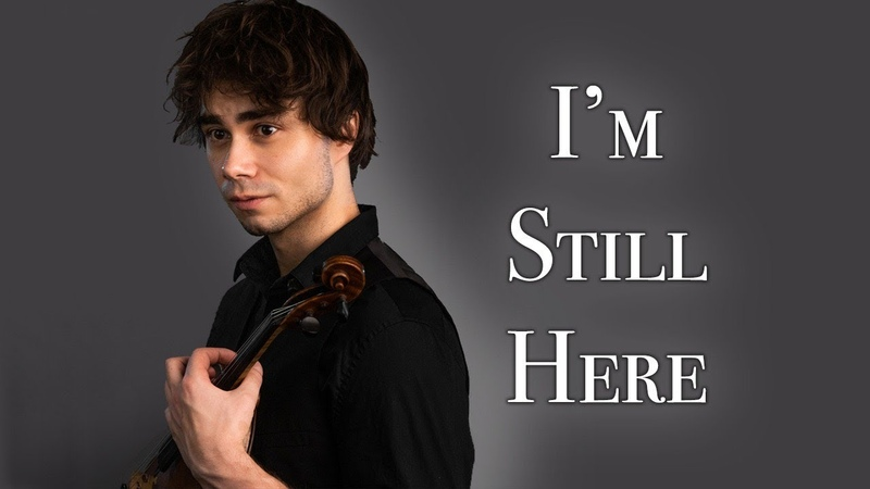 Alexander Rybak - Im Still Here (Official Music Video)