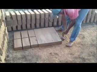 Умные строители. Каждый должен видеть, что делает этот работник.