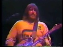 Terry Kath and Chicago in Houston Texas 1977