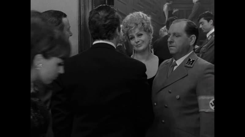 3 серия. 1 сезон. Ставка больше, чем жизнь. (Польский сериал). 1965 г.