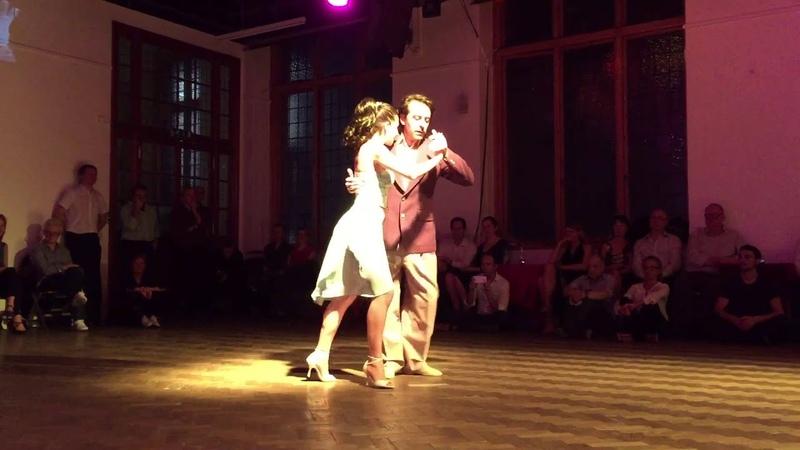Sofia Saborido Pablo Inza 3 4 Negracha Tango Club London 16 10 15