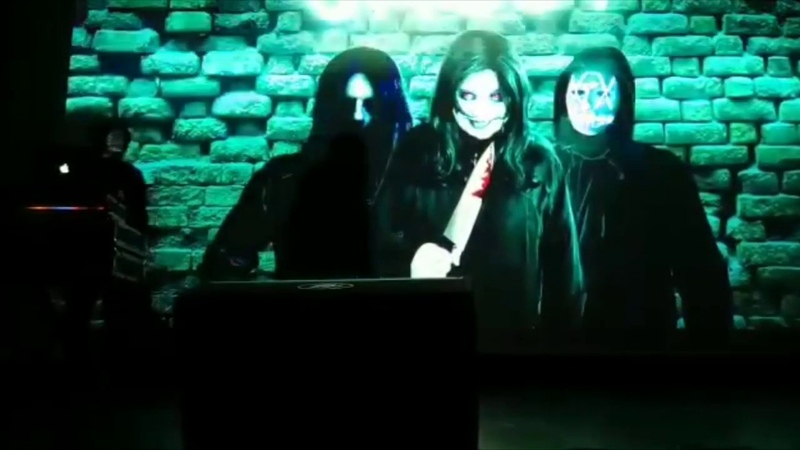 UNCUT FIRST LIVE PERFORMANCE- SANTIAGO INTERNATIONAL HORROR FILM FESTIVAL THE HAUNTING