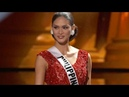 Pia Wurtzbach - Miss Universe Preliminary Competition (Evening Gown)