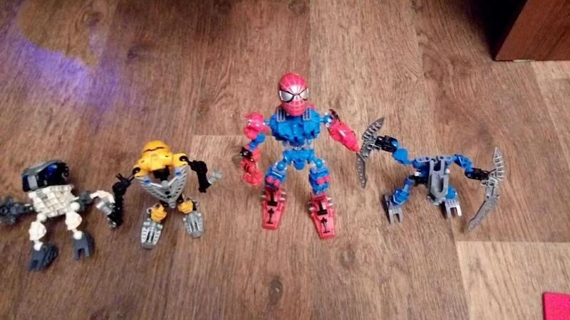 Bionicle:Adventure. Поздравление с Новым 2019 годом!Спецвыпуск.