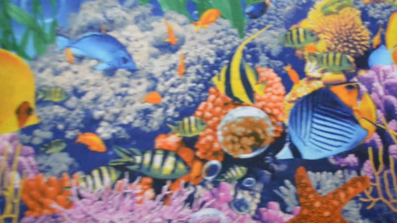 Подводный мир Постельное белье
