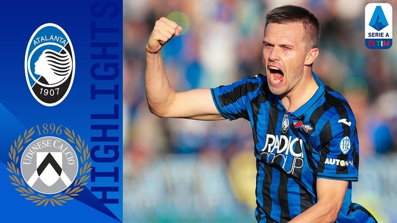 Atalanta 7-1 Udinese | Atalanta Thrives in Thrilling Match With 7 Goals! | Serie A