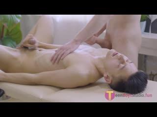 Teenboysstudio leo alfano arthur vink sensual raw twink massage -fhd