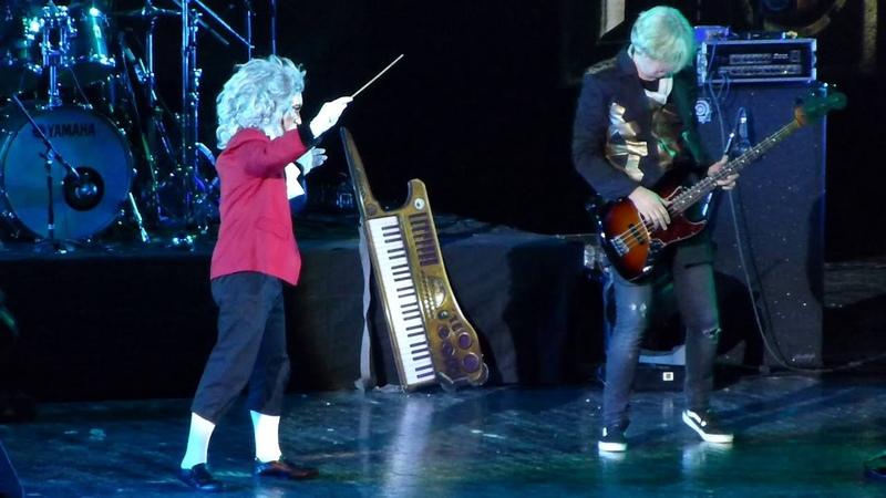 Пикник - Бетховен (Крокус, 01.11.2015)