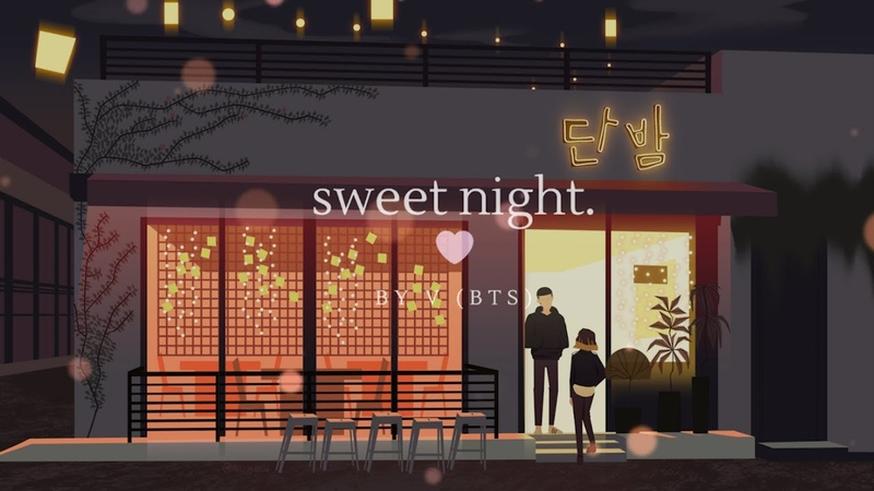 Sweet night v bts but it's closing hours at danbam pub with lyrics