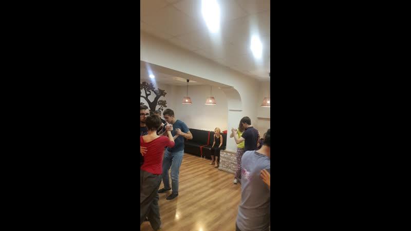 Фест В ритме танго последний урок