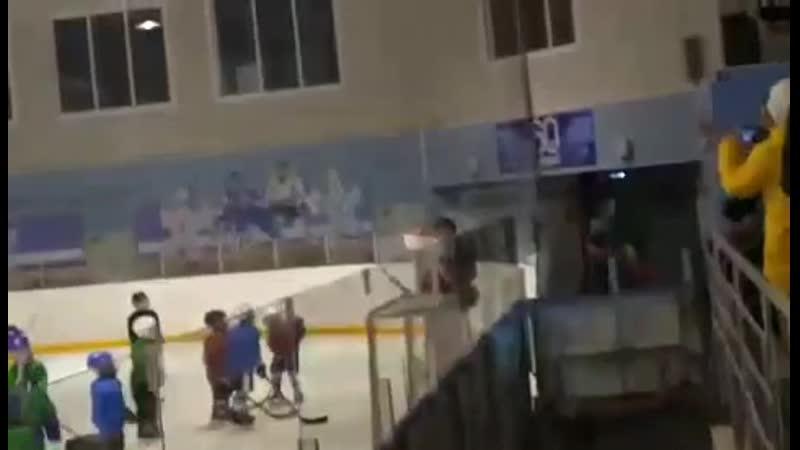Хоккей тренировки 2017