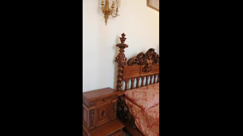 Спальня Муссолини