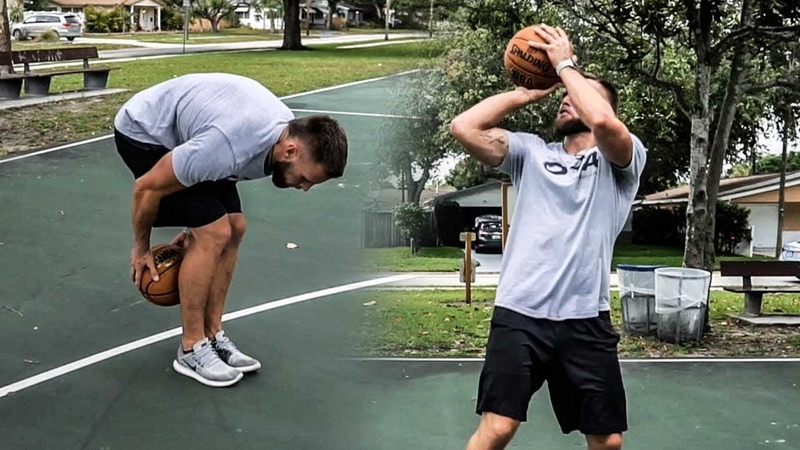 Try this Basketball Routine for Better Ball Handling | Overtime Athletes