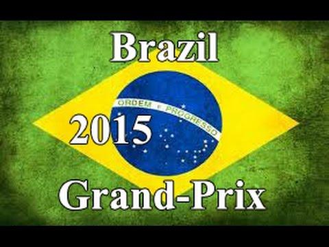Обзор Гран при Бразилии 2015 Топ 10 Формула1