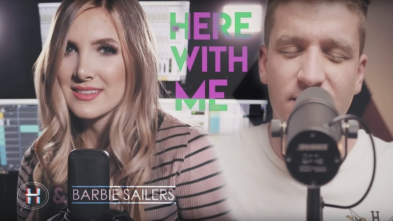 Marshmello CHVRCHES - Here With Me - cover by Barbie Sailers feat. Halocene