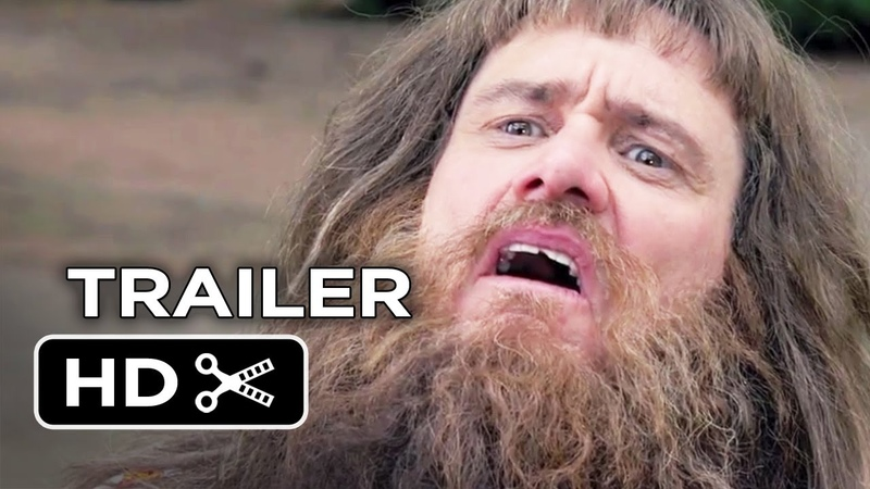 Dumb and Dumber To TRAILER 1 (2014) - Jim Carrey, Jeff Daniels Movie HD