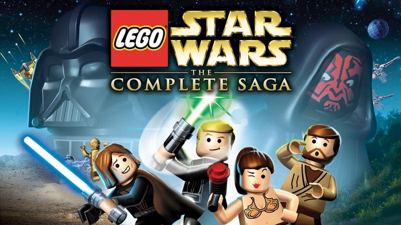 Прохождение Lego The Complete Saga 1 Призрачная угроза Глава1 Глава2 Глава3 Глава4 Глава5 Глава6
