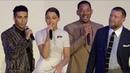 Aladdin - Paris premiere - Will Smith, Naomi Scott (Le Grand Rex, 08/05/2019)