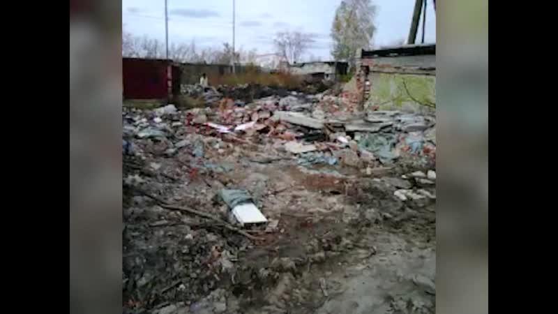Рейдерский захват в Тюмени mp4