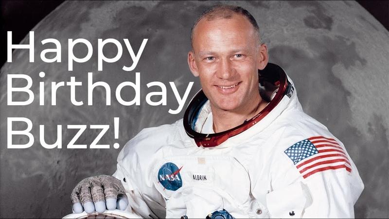 Happy 90th Birthday Buzz Aldrin
