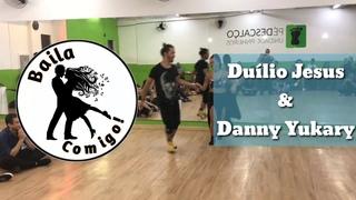 Duílio e Danny, Zouk demo - Baila Comigo