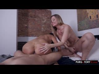 Addison Lee, Sofi Ryan - A Blonde Gone Wild 2 Episode 3 - Porno, All Sex Big Tits Threesome Cowgirl, Porn, Порно