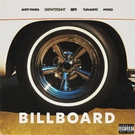 Обложка Billboard - Andy Panda, Скриптонит, 104, TumaniYO, Miyagi