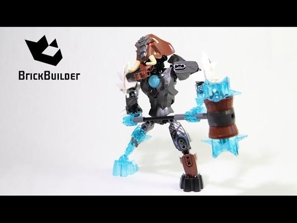 Lego Chima 70209 CHI Mungus - Lego Speed build