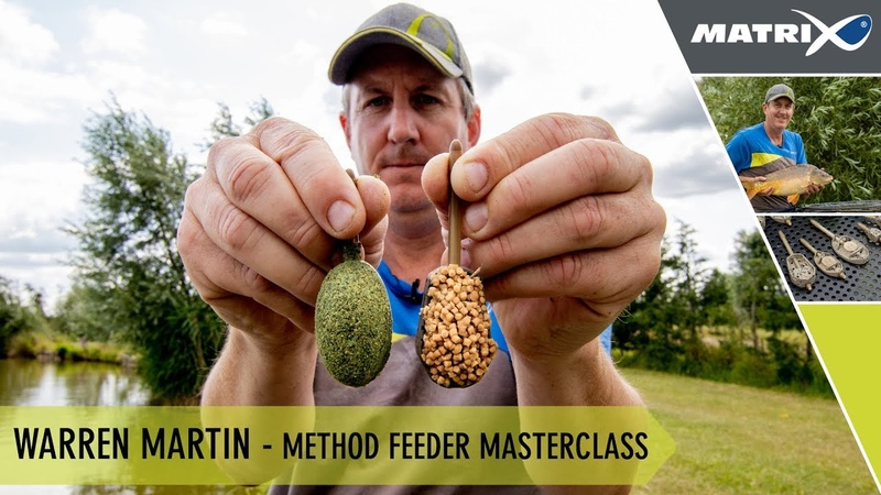 *** Coarse Match Fishing TV *** Warren Martin Method Feeder Masterclass